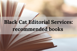 Recommended books for proofreaders and editors (and writers)