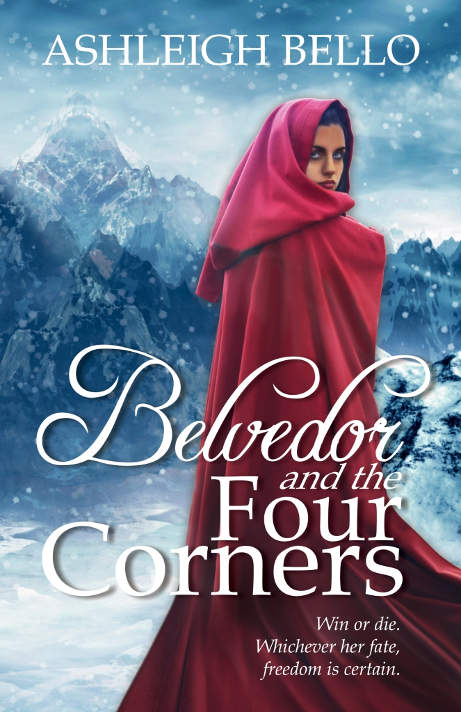 Belvedor and the Four Corners Ashleigh Bello
