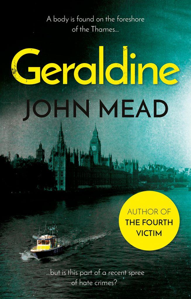 Geraldine John Mead Author of The Fourth Victim