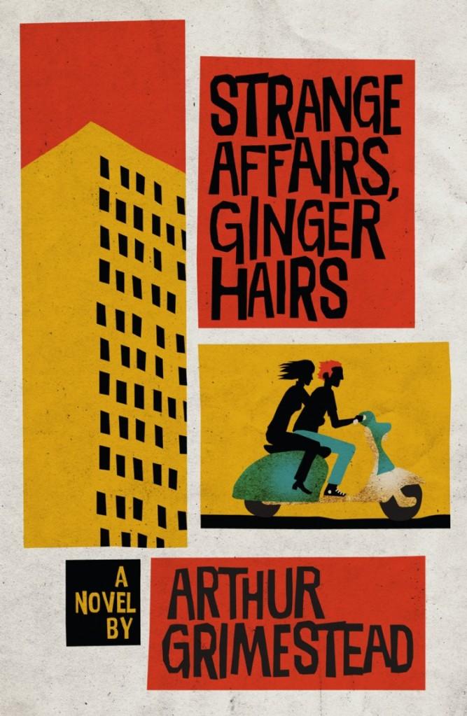 Strange Affairs, Ginger Hairs Arthur Grimestead