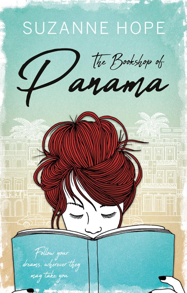 The Bookshop of Panama Suzanne Hope