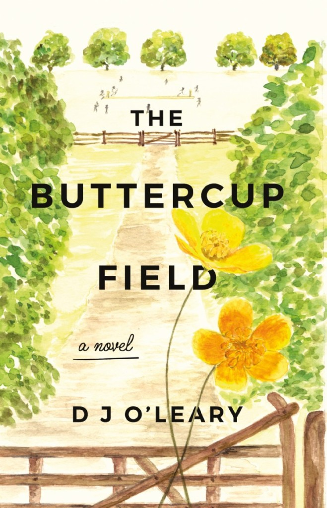 The Buttercup Field D J O'Leary